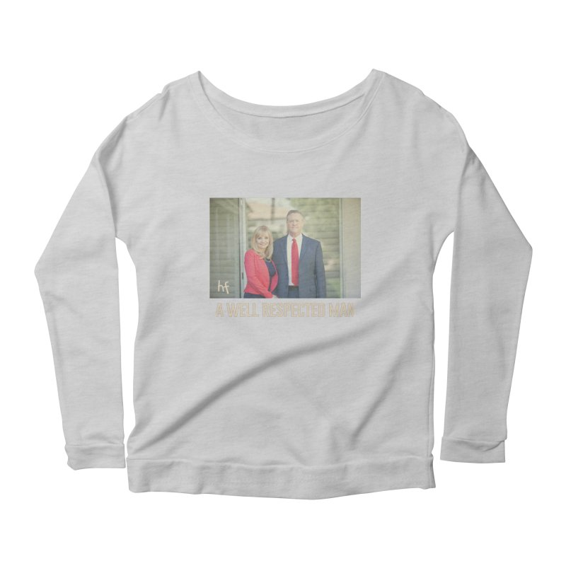 A Well Respected Man Short Film - May 2020 Limited Women's Longsleeve T-Shirt by The Official Hectic Films Shop