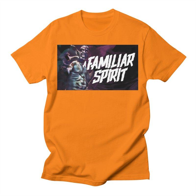 A Familiar Spirit - T-Shirt Men's T-Shirt by The Official Hectic Films Shop