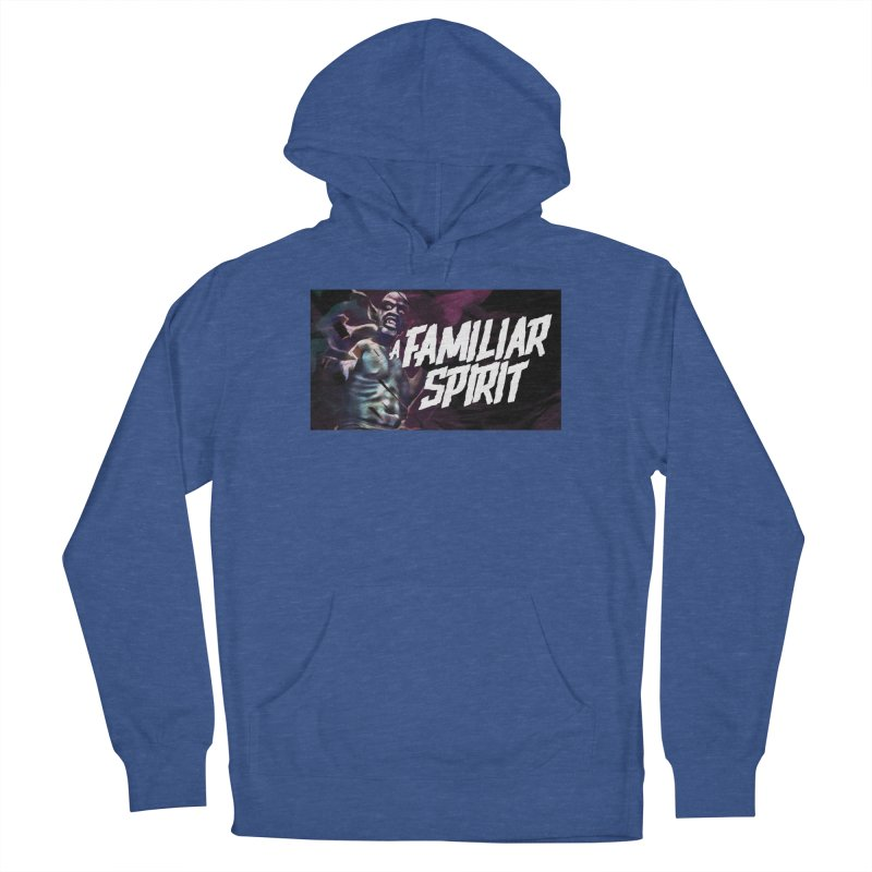 A Familiar Spirit - T-Shirt Women's Pullover Hoody by The Official Hectic Films Shop