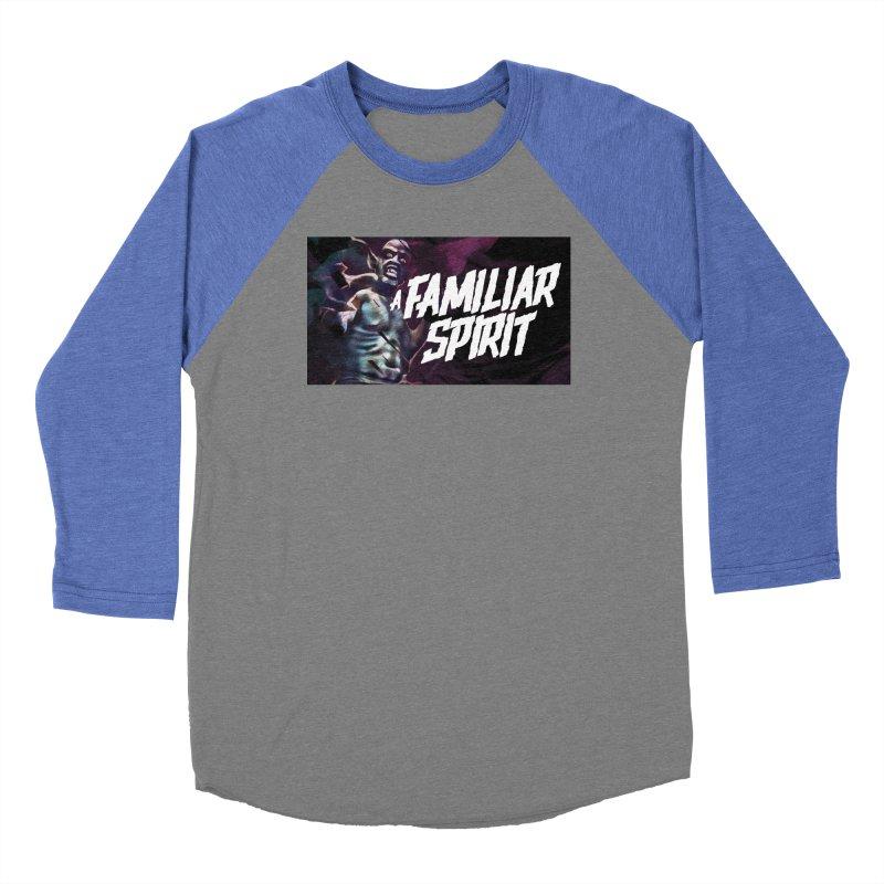A Familiar Spirit - T-Shirt Women's Longsleeve T-Shirt by The Official Hectic Films Shop