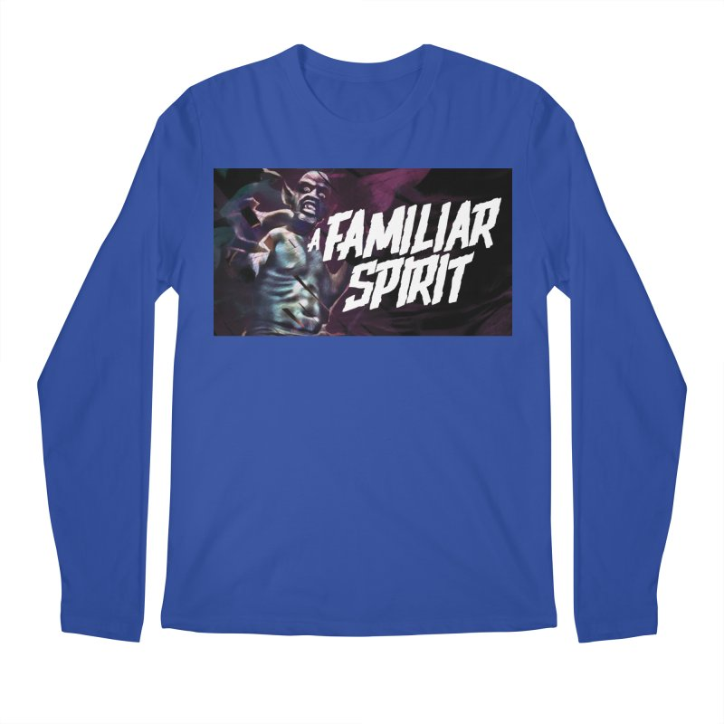A Familiar Spirit - T-Shirt Men's Longsleeve T-Shirt by The Official Hectic Films Shop
