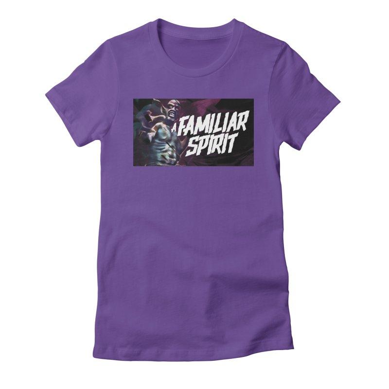 A Familiar Spirit - T-Shirt Women's T-Shirt by The Official Hectic Films Shop