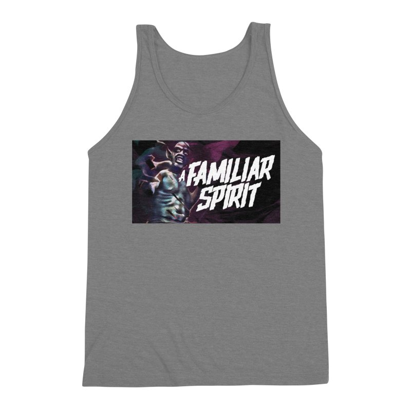 A Familiar Spirit - T-Shirt Men's Tank by The Official Hectic Films Shop