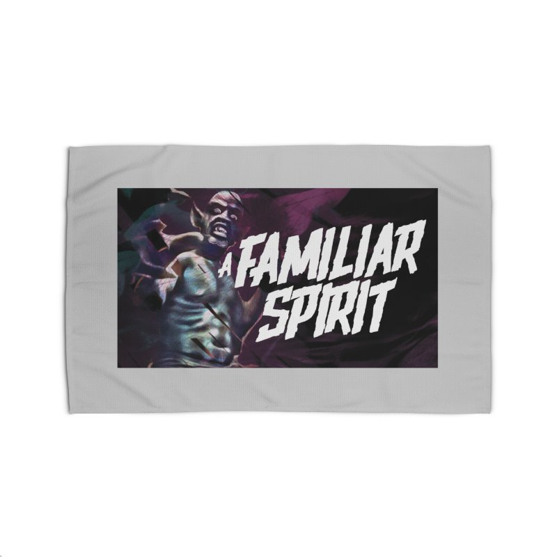 A Familiar Spirit - T-Shirt Home Rug by The Official Hectic Films Shop