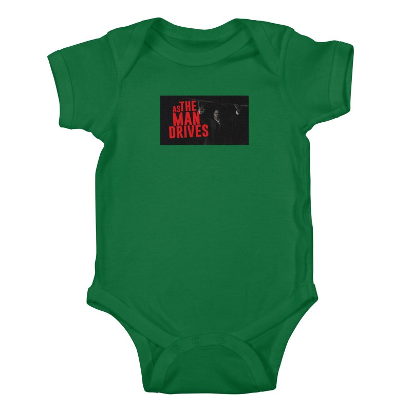 As The Man Drives - T-shirt Kids Baby Bodysuit by The Official Hectic Films Shop