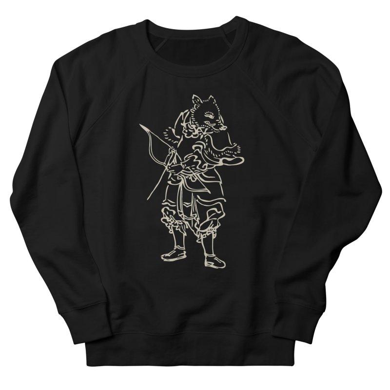 Pig Warrior - Chinese Zodiac Women's French Terry Sweatshirt by Heidi2524's Artist Shop