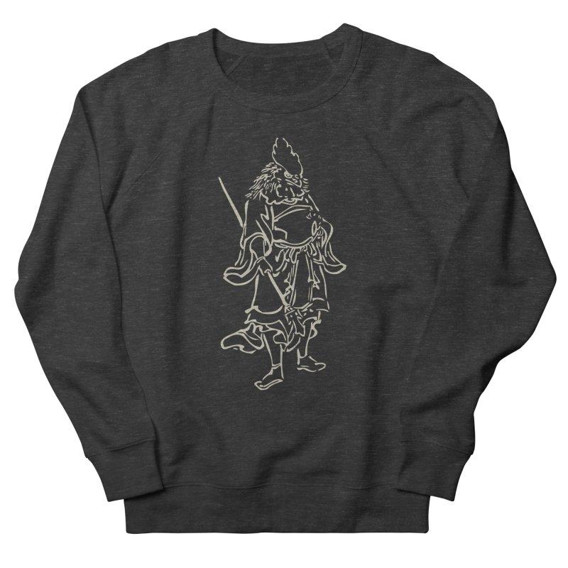 Rooster Warrior - Chinese Zodiac Women's French Terry Sweatshirt by Heidi2524's Artist Shop