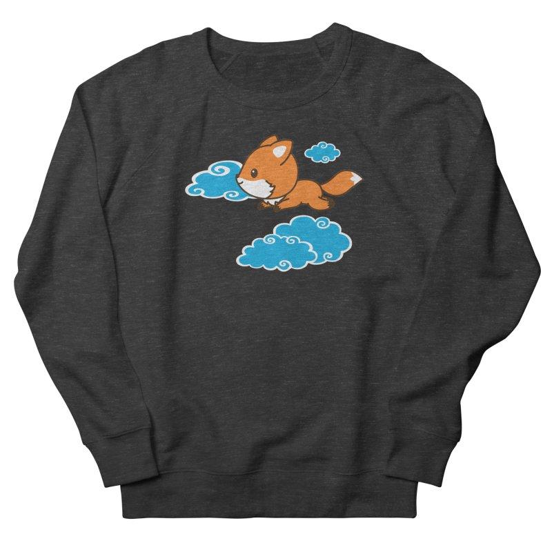Flying Fox Women's French Terry Sweatshirt by Heidi2524's Artist Shop