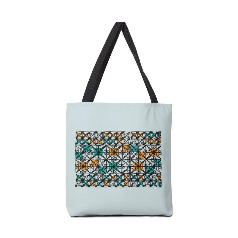 Rincon Fences Landscape Accessories Bag by heidig's Shop