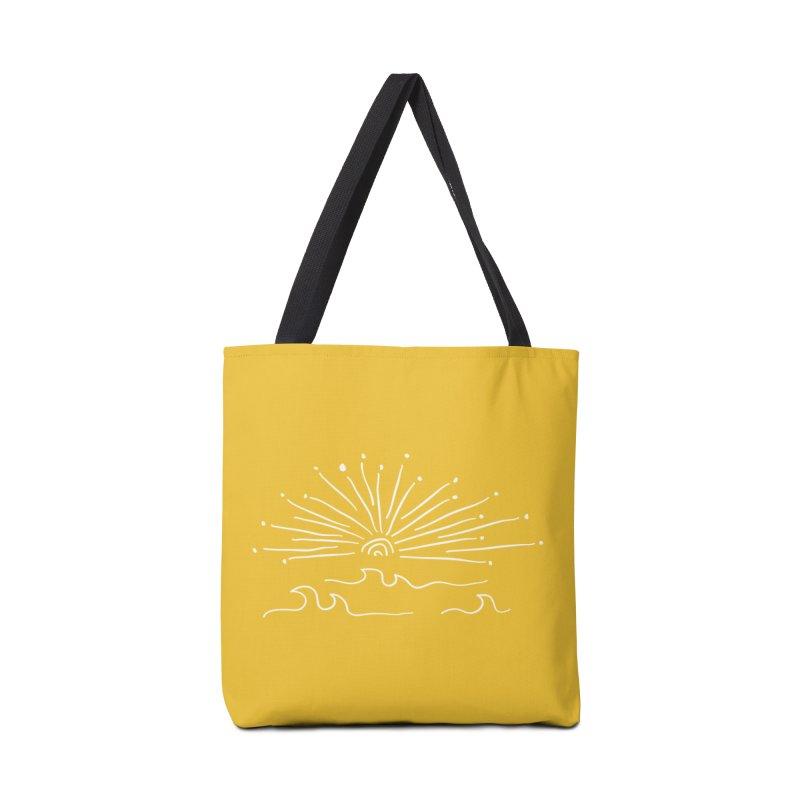 SUNSHINE large Accessories Bag by heidig's Shop