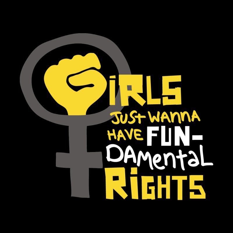 FUN-damental Rights by heidig's Shop