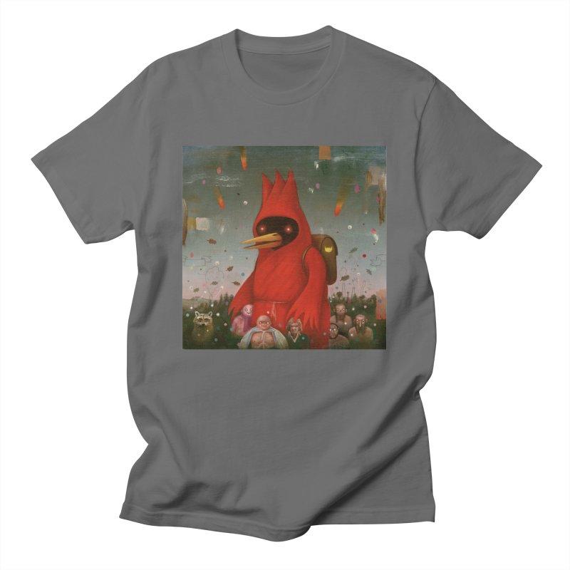 Winged Doom Women's T-Shirt by Heiko Müller's Artist Shop