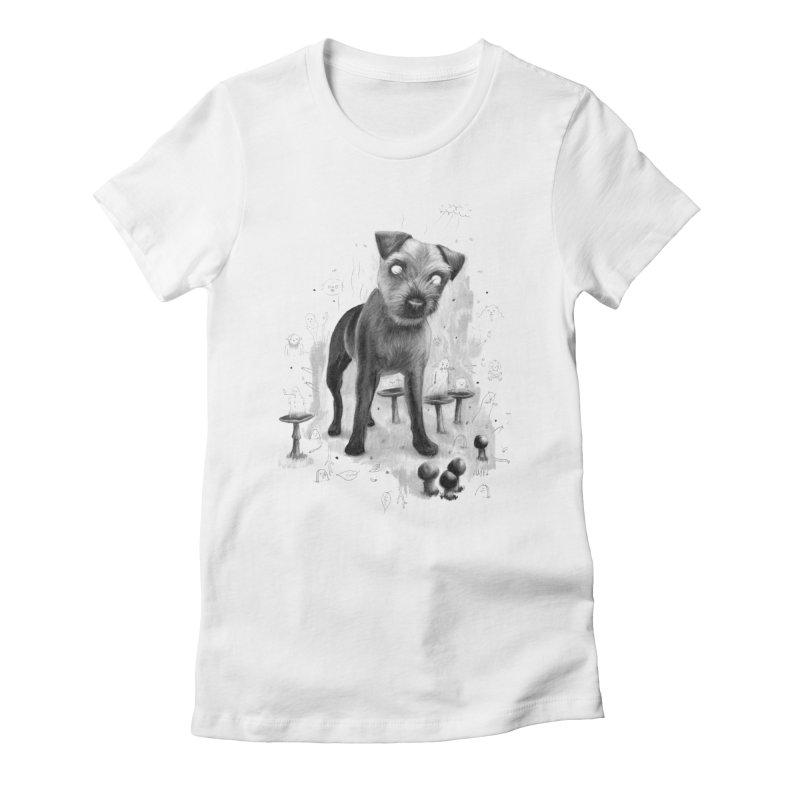 Charlie Women's T-Shirt by Heiko Müller's Artist Shop