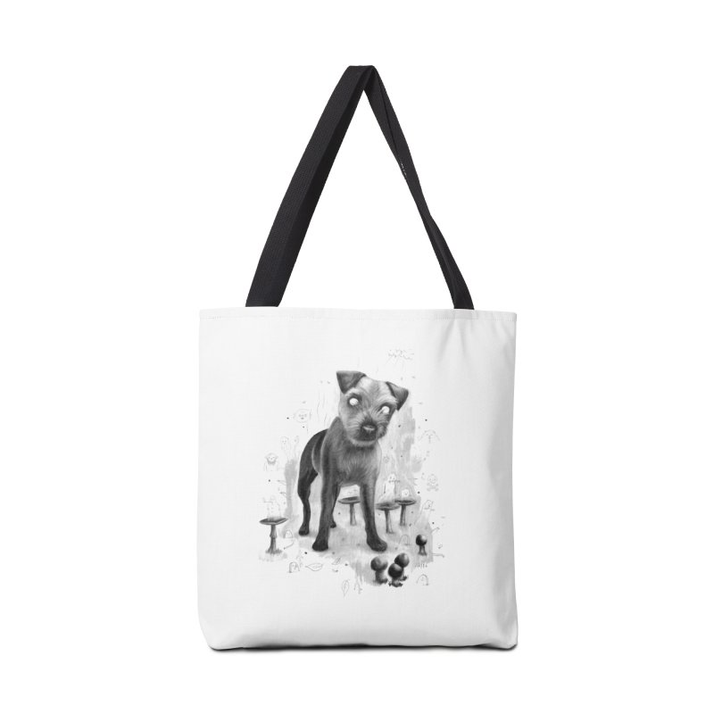 Charlie Accessories Tote Bag Bag by Heiko Müller's Artist Shop
