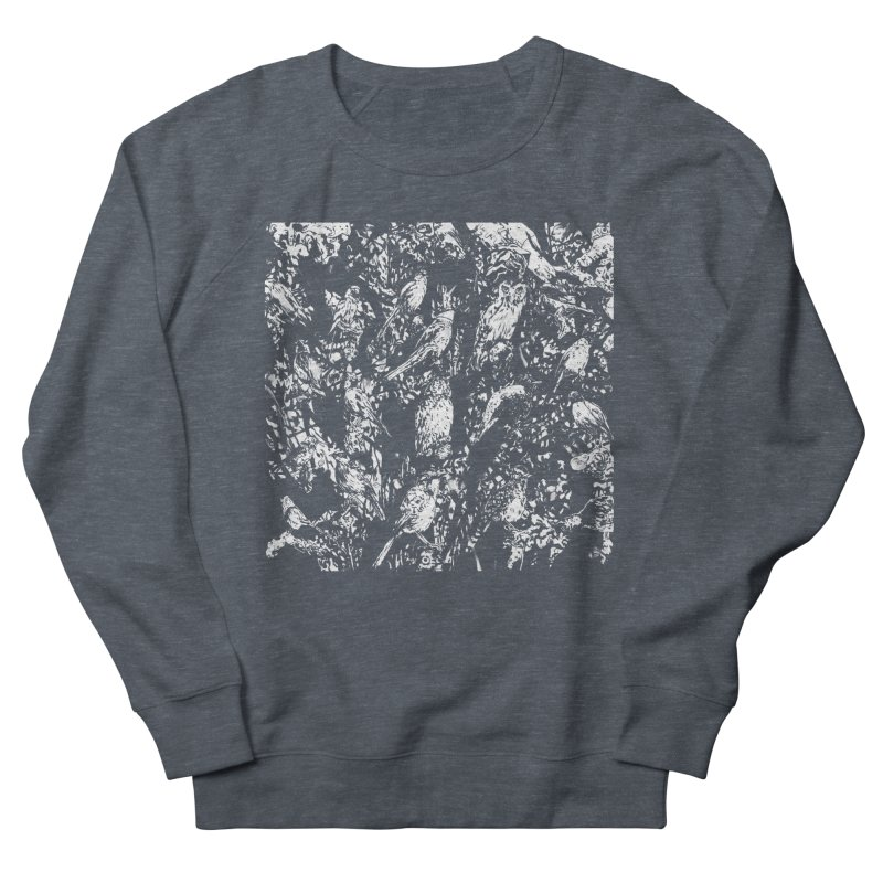 Birds Women's Sweatshirt by Heiko Müller's Artist Shop