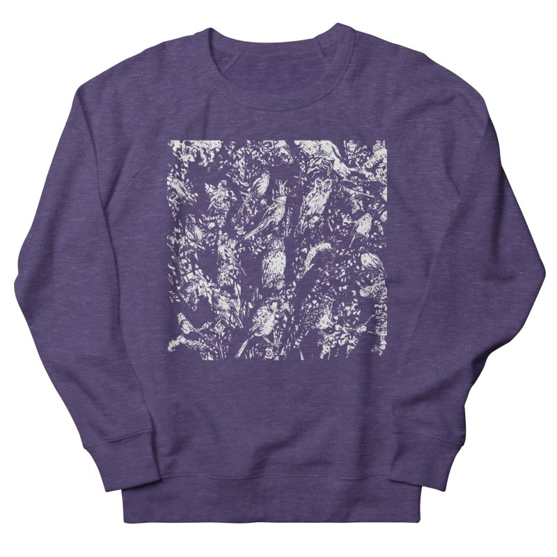 Birds Men's Sweatshirt by Heiko Müller's Artist Shop