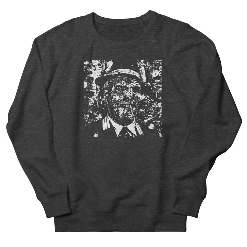 Hunter Men's French Terry Sweatshirt by Heiko Müller's Artist Shop