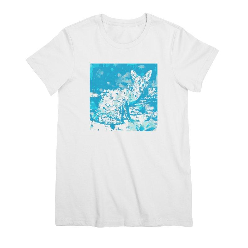 Guard Women's Premium T-Shirt by Heiko Müller's Artist Shop