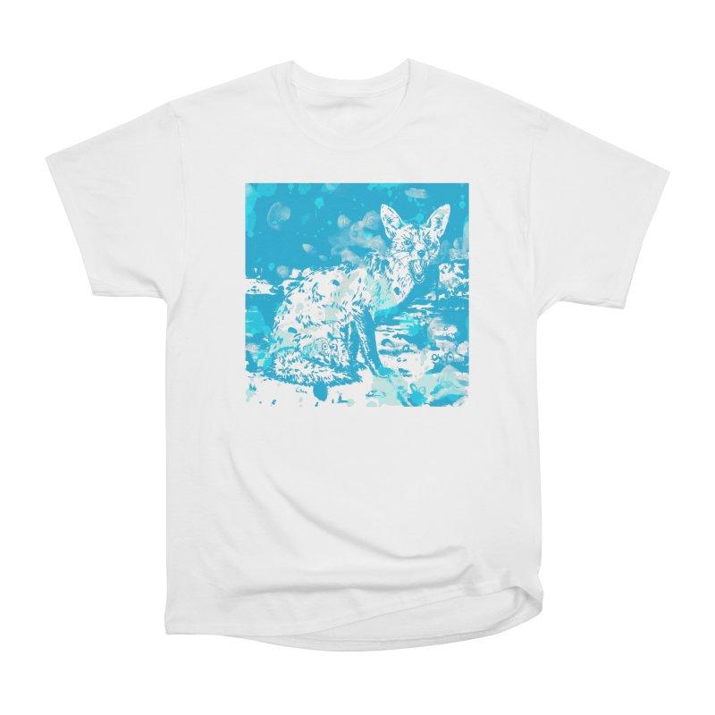 Guard Men's Heavyweight T-Shirt by Heiko Müller's Artist Shop