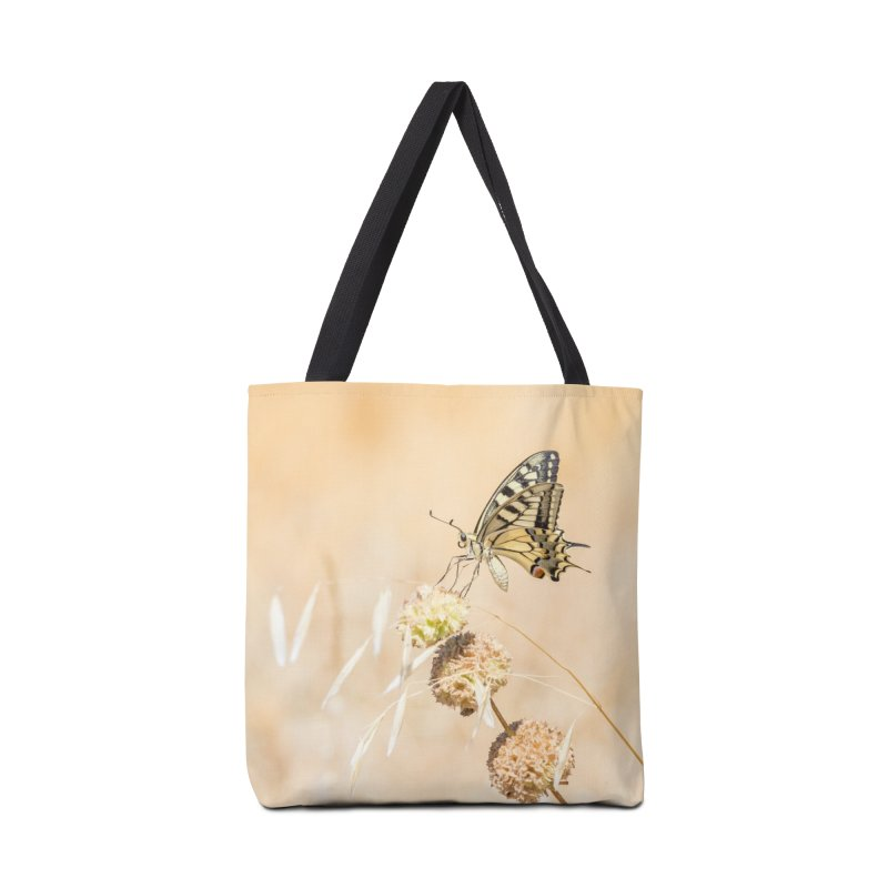 Fragile beauty of swallowtail butterfly Accessories Bag by heilimo's Artist Shop
