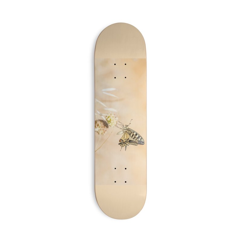 Fragile beauty of swallowtail butterfly Accessories Skateboard by heilimo's Artist Shop