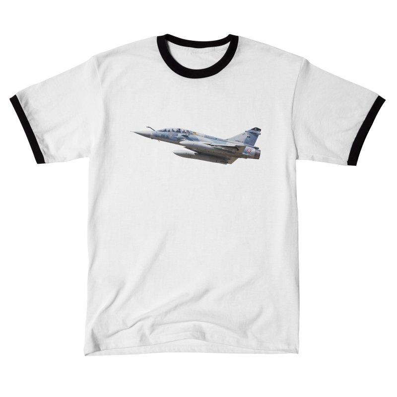 Dassault Mirage 2000D (cutout) Women's T-Shirt by heilimo's Artist Shop