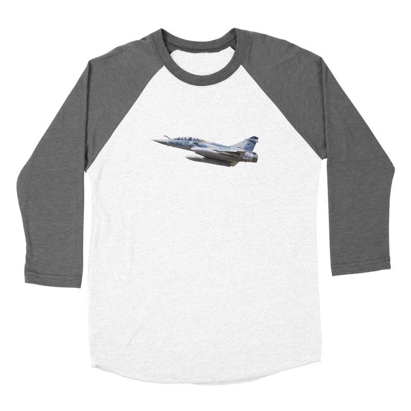 Dassault Mirage 2000D (cutout) Women's Longsleeve T-Shirt by heilimo's Artist Shop