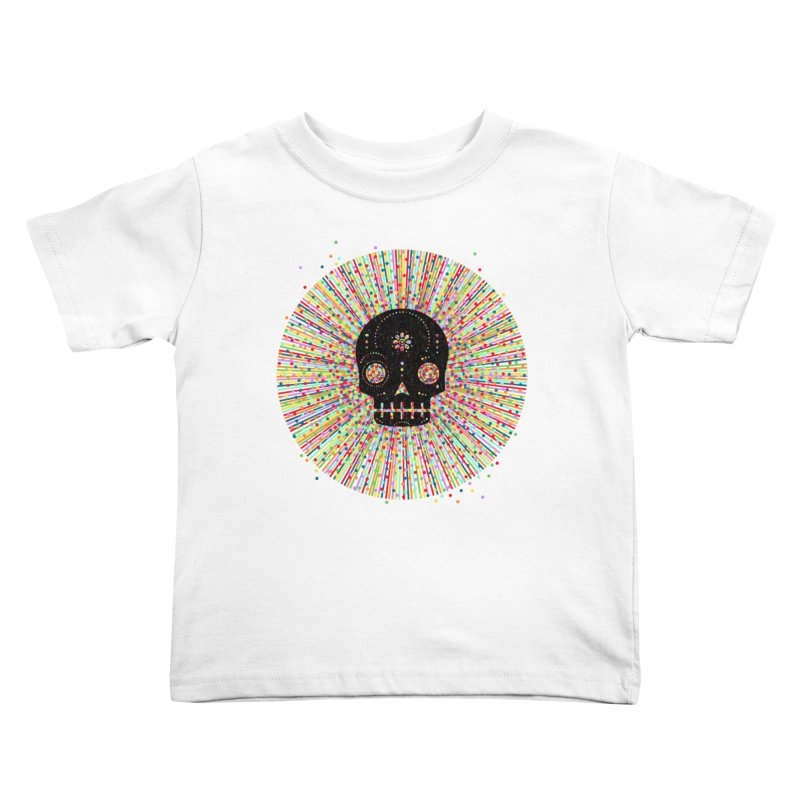 Sugar Deady Rush Kids Toddler T-Shirt by Heldenstuff