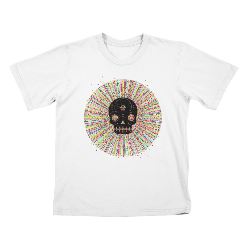 Sugar Deady Rush Kids T-shirt by Heldenstuff
