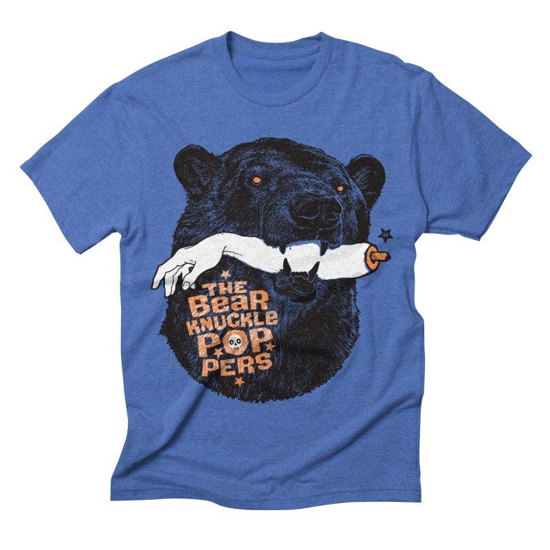 The bear knuckle poppers   by Heldenstuff