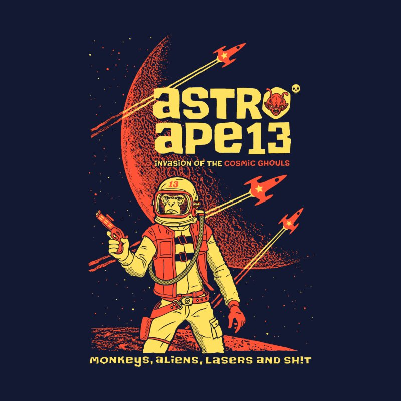 astro ape None  by Heldenstuff