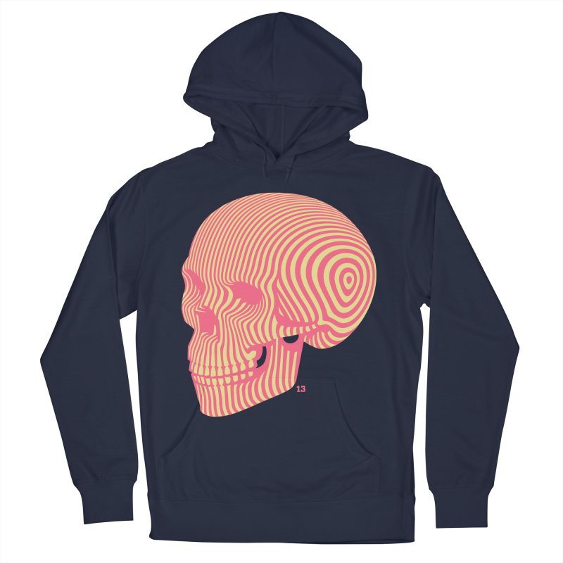 skull no. 1 Men's Pullover Hoody by Heldenstuff