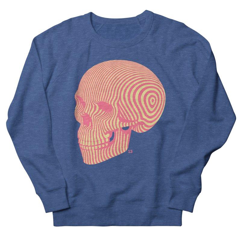 skull no. 1 Men's Sweatshirt by Heldenstuff