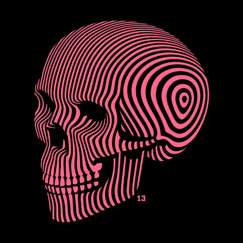 skull no. 1 / 812 by Heldenstuff