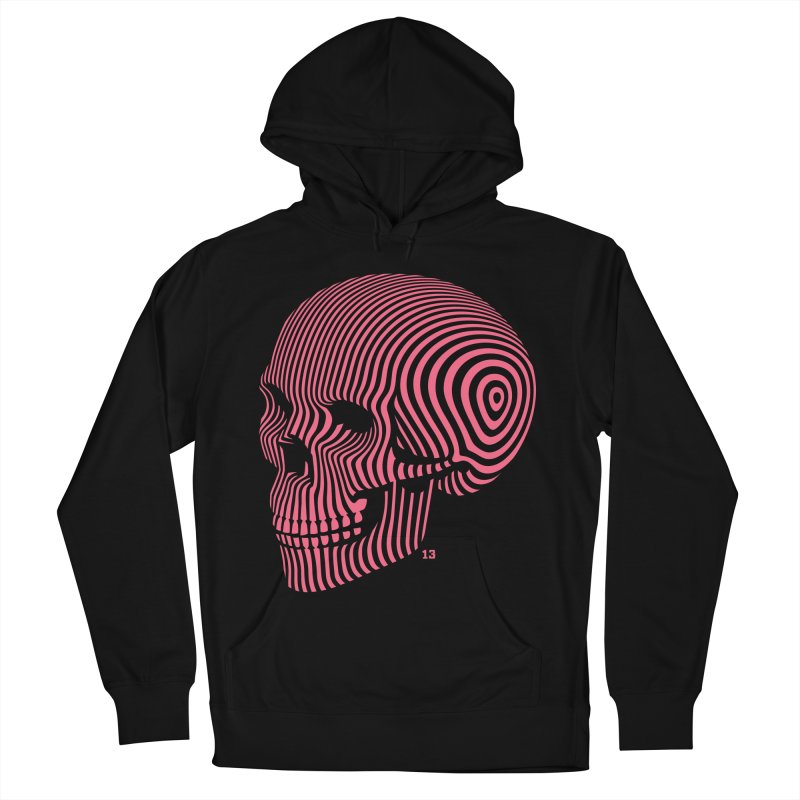 skull no. 1 / 812 Men's Pullover Hoody by Heldenstuff