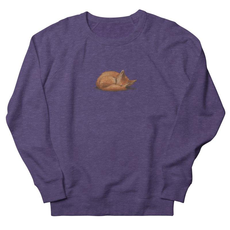 Let Sleeping Foxes Lie Women's Sweatshirt by The Art of Helenasia