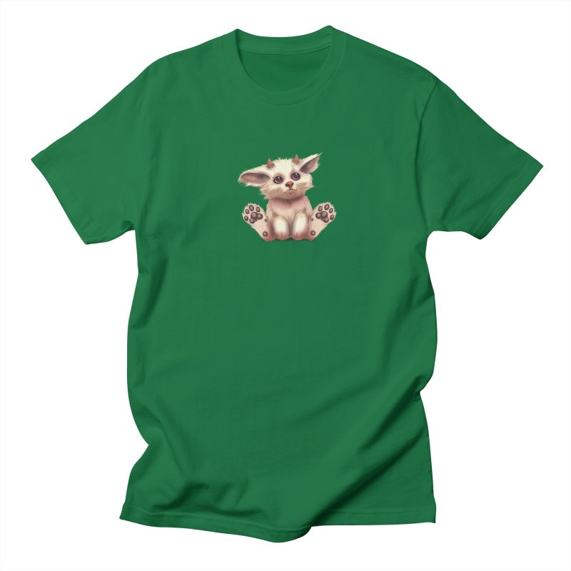 Foxling  Men's T-Shirt by The Art of Helenasia