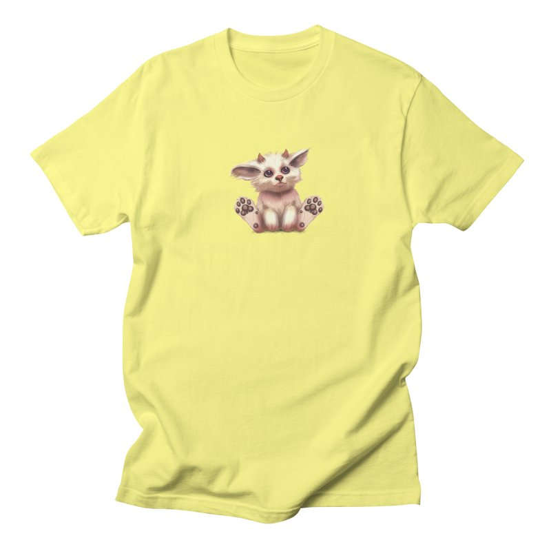 Foxling  Women's Unisex T-Shirt by The Art of Helenasia