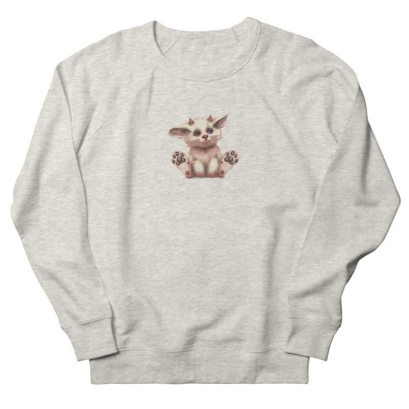 Foxling  Men's Sweatshirt by The Art of Helenasia