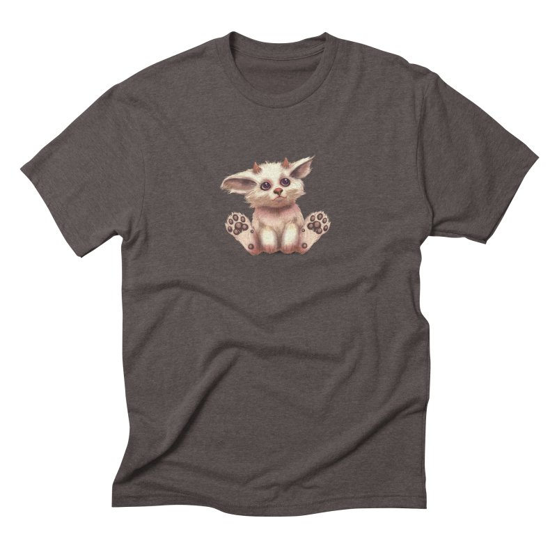 Foxling  Men's Triblend T-shirt by The Art of Helenasia
