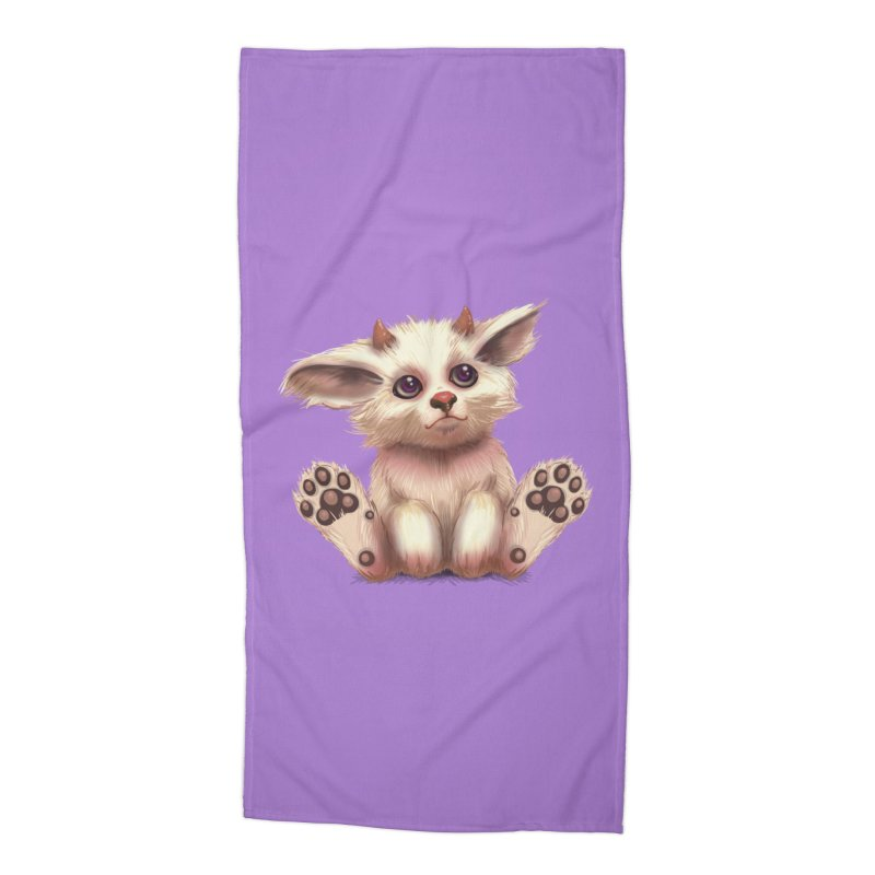 Foxling  Accessories Beach Towel by The Art of Helenasia