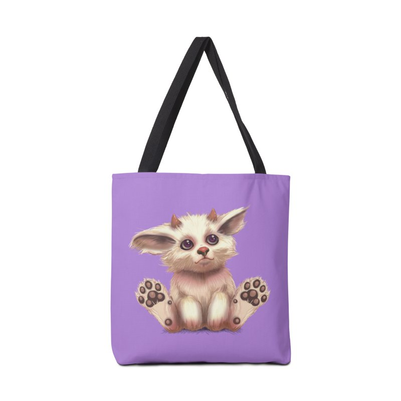 Foxling  Accessories Bag by The Art of Helenasia