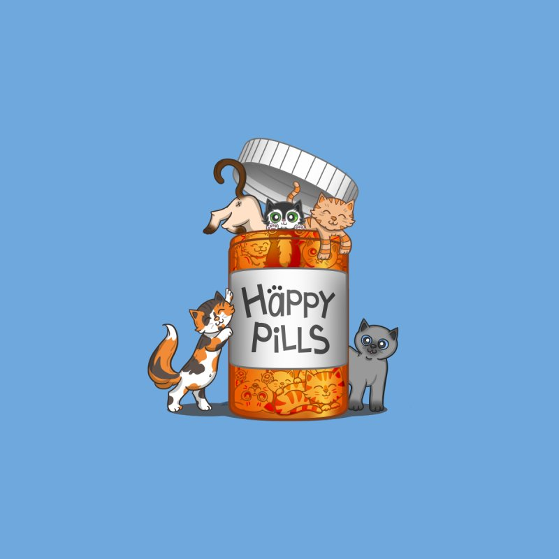 Happy Pills None  by The Art of Helenasia