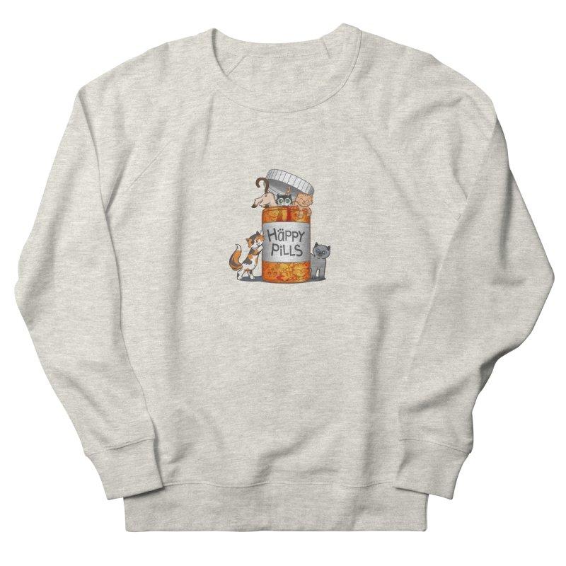 Happy Pills Men's Sweatshirt by The Art of Helenasia