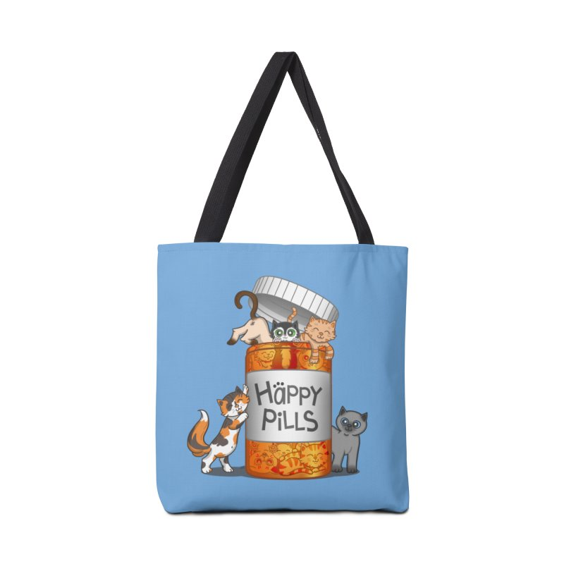 Happy Pills Accessories Bag by The Art of Helenasia
