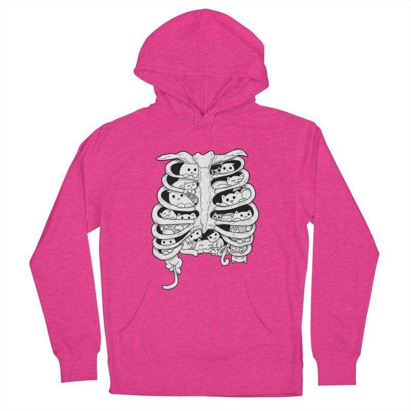 C.A.T.S. Women's Pullover Hoody by The Art of Helenasia