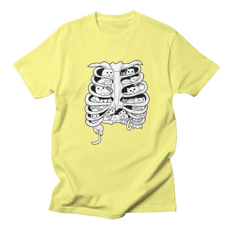 C.A.T.S. Women's Unisex T-Shirt by The Art of Helenasia