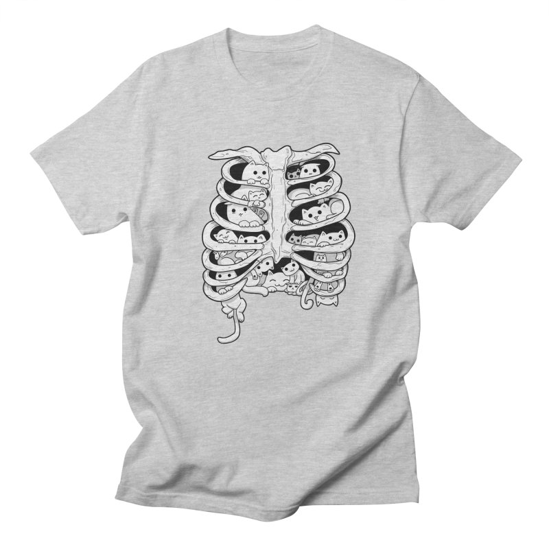 C.A.T.S. Men's T-shirt by The Art of Helenasia