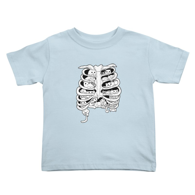 C.A.T.S. Kids Toddler T-Shirt by The Art of Helenasia
