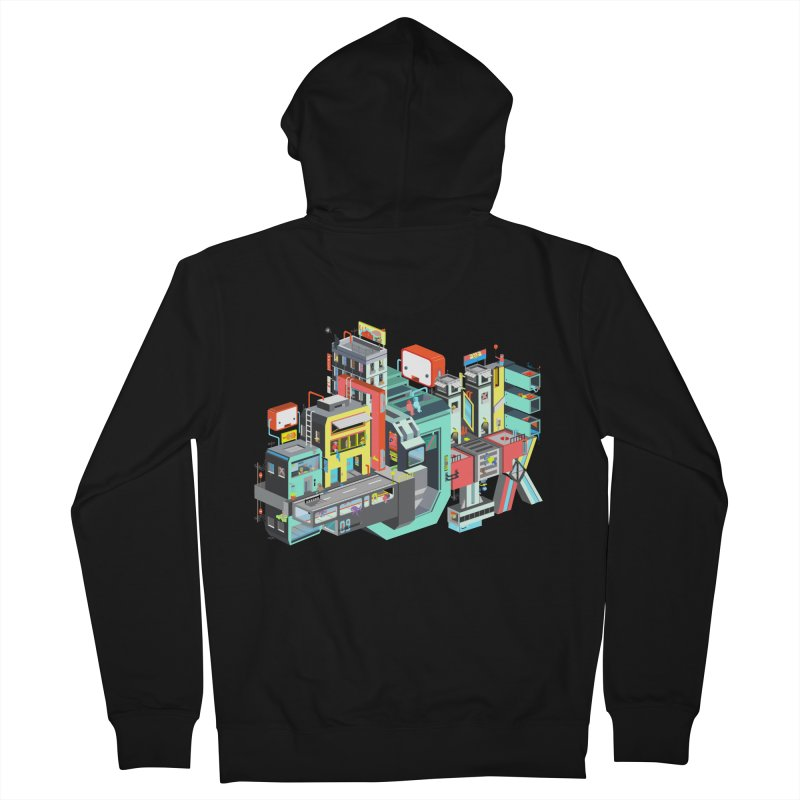 Next Stop Women's Zip-Up Hoody by Helenkaur's Artist Shop